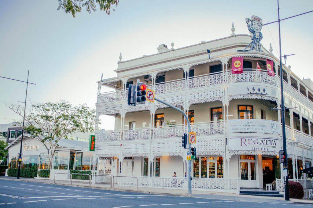 Ella Bache Toowong Archives - Regatta Hotel